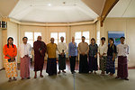 Secretary Clinton Meets With Burmese Civil Society Representatives