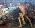 1500 Duerer Herkules im Kampf gegen die stymphalischen Voegel anagoria.JPG