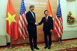 Secretary Kerry Meets With Vietnamese Foreign Minister Minh