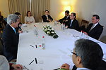 Secretary Kerry Meets With Chinese Foreign Minister Wang in Montreux
