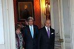 Secretary Kerry, EU High Representative Ashton, and French Foreign Minister Fabius