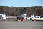 National Grid staging area on Long Island (NY)