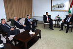 General Allen Joins the Group Briefing With Palestinian Authority President Abbas