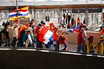 Dutch Fans Cheer