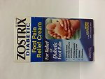 Illegally Sold Diabetes Treatments - Zostrix Diabetic Foot Pain Relief