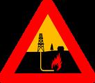 Warning shale gas