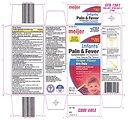 Recalled - Acetaminophen infant suspension liquid