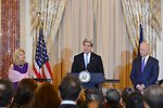 Secretary Kerry Delivers Remarks at the Holiday Reception for the Diplomatic Corps and Their Spouses