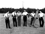 Model Airplane Club Oak Ridge 1945