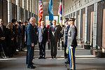 Vice President Biden Honors Military Members at the War Memorial of Korea
