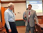 Richard Serino Deputy Administrator, FEMA and Don Thress Chief Counsel for DOE ORO in Oak Ridge 2013