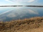 Clouds Reflecting on Waubay Lake