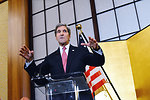 Secretary Kerry Delivers Remarks at a Reception in Honor of Ambassador Kennedy