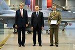 Secretary Kerry, Polish Defense Minister Siemoniak Recognize Polish Lieutenant Colonel Bagan