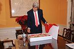 Celebrating Secretary Kerry's 70th Birthday With Cookies