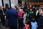 Secretary Kerry Greets Staff and Family at Embassy Rabat Event