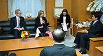 Ambassador Kennedy Meets With Japanese Education Minister Shimomura