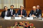 P5 1 Talks With Iran in Geneva, Switzerland