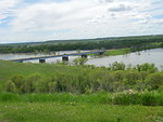 Rising Water on the Missouri River