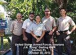 'Ding' Darling veterans -- Southeast Region