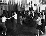 Teen Dance Oak Ridge 1945