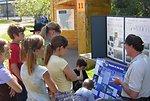 Creston National Fish Hatchery's Annual Fish Fun Fair for Third Graders