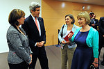 Secretary Kerry, Assistant Secretary Nuland Meet With Foreign Ministers in Brussels