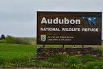 Audubon NWR sign
