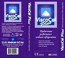 Viscocel Plus Artwork