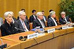 Under Secretary Sherman Participates in the P5 1 Talks on Iran's Nuclear Program