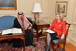 Assistant Secretary Patterson Meets With Saudi Interior Foreign Minister Mohammed bin Nayef