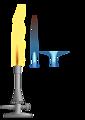 Teclubrenner / teclu burner