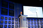 Secretary Kerry Speaks About U.S. Engagement Abroad at World Economic Forum