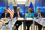 High Representative Ashton Addresses U.S.-EU Energy Council Meeting in Brussels