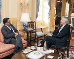 Deputy Secretary Burns Meets With Pakistani Ambassador Jilani