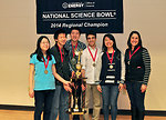 First Place Oak Ridge HS 2014 TN DOE Science Bowl