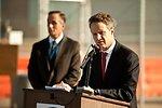 Treasury Secretary Geithner Tours Intel Facilities in Arizona