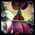 Tough Monday? Sometimes you're the pitcher plant, sometimes the bug. Savage Gardens final 2 wks @ USBG.