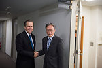 Special Representative for North Korea Davies Meets With Japan's Junichi Ihara