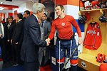 Secretary Kerry Meets Capitals Star Ovechkin Before Olympics Send-Off