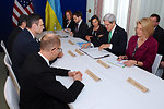 Secretary Kerry Meets With Ukrainian Opposition Leaders in Munich