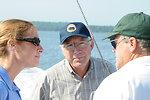 Secretary Salazar visit to Great Bay