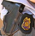 Badge and Sidearm