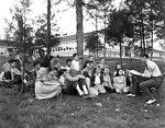 Playground Activity for Recreation Welfare Oak Ridge 1947