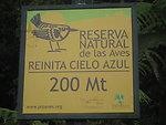Reserva Natural de las Aves in Colombia
