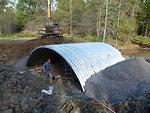 Little Sucker Brook: Installing fish passage