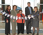 Child Care Center Ribbon Cutting Ceremony