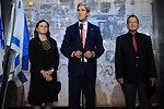 Secretary Kerry Speaks at Yitzhak Rabin's Assassination Site