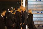 Vice President Biden Arrives in Japan