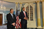 Secretary Kerry and Mexican Foreign Secretary Meade Address Reporters